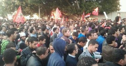 Tensions mount in Egypt after #Ahly soccer 'massacre'