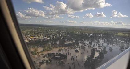 Queensland declared disaster zone as floodwaters rise