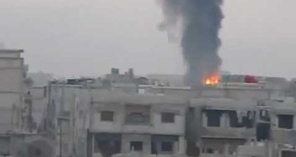 Homs under fire: Are you watching?