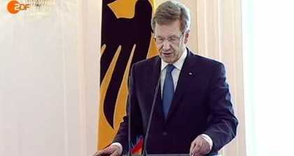 Wulff out the door: German president resigns