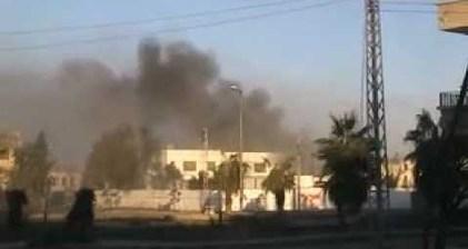 Heavy Homs bombardment despite ceasefire bid