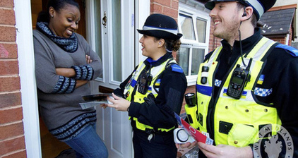 #Privatisation trends as UK police force faces outsourcing