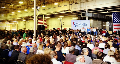 Romney eyes Ohio as jewel in Super Tuesday crown