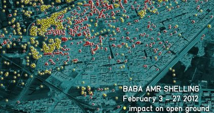 A month in video: The destruction of Baba Amr