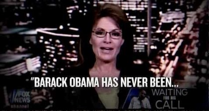 Palin dares Obama to debate her 'anywhere, anytime'