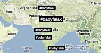 Death of Indian baby throws spotlight on trafficking
