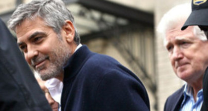 George Clooney arrested after Sudan protest