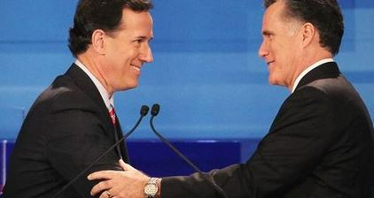 Petrus (Santorum) and Javelin (Romney) square off in Illinois