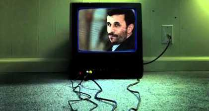 Democrats hit back at Santorum's Ahmadinejad montage ad