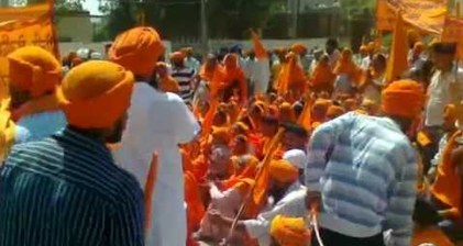 Sikh protester killed in clemency demand for death row inmate