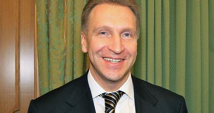 Info-warriors target Russia's Deputy PM