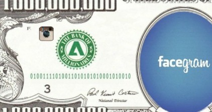 Facebook's Instagram deal triggers #facegram debate