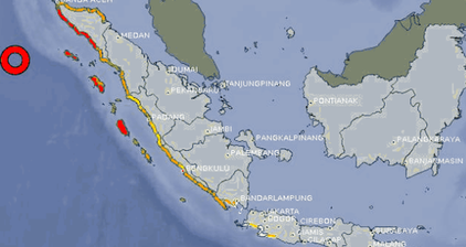 Powerful quake off Aceh triggers tsunami watch