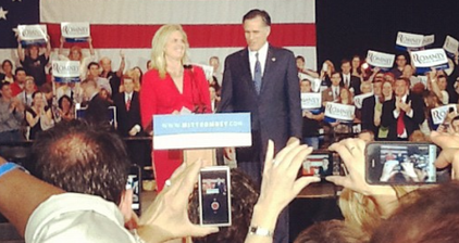 Ann Romney trends in US as stay-at-home moms debate heats up