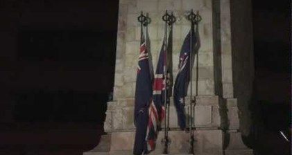Thousands honour war dead on ANZAC Day