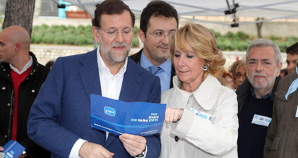 Spanish protest VAT rate increases as #eleccionesanticipadas trends