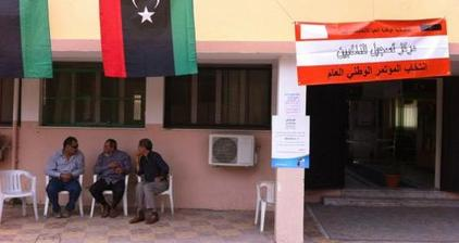 Proud day for Libya as voters register