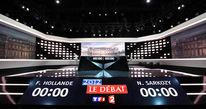 French voters dream up 'killer blows'  for presidential debate