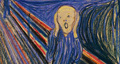 The Scream that shattered an art world record