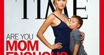 Angry mothers slam controversial Time magazine cover