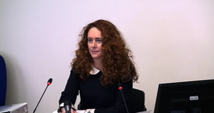 LIVE: Rebekah Brooks at Leveson inquiry