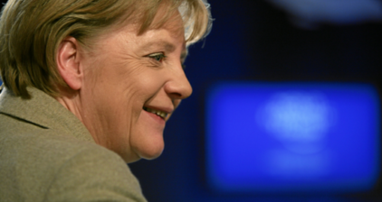 #Merkel sets tongues wagging after firing minister