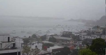 VIDEO: Hurricane Bud approaches Mexico