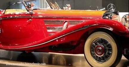 Mercedes-Benz 500 K Spezial-Roadster