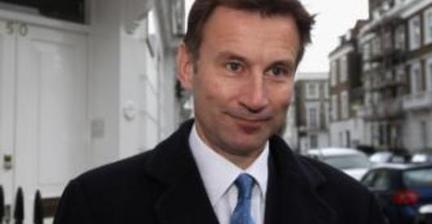 LIVE: Jeremy Hunt questioned at Leveson inquiry