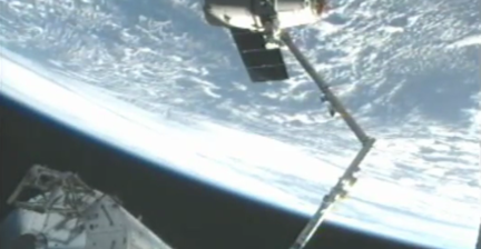 LIVE: Dragon space capsule returns to earth