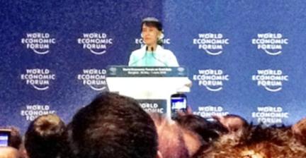 LIVE: World Economic Forum on East Asia
