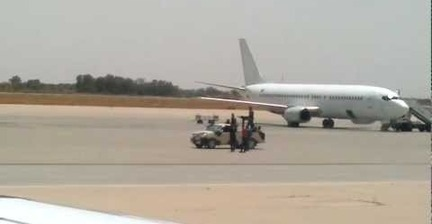 Flights halted after armed militiamen storm Tripoli Airport