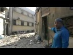 Gone from the headlines, but bombs still fall on Homs