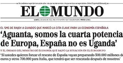 From text to headline to hashtag: #EspañanoesUganda trends