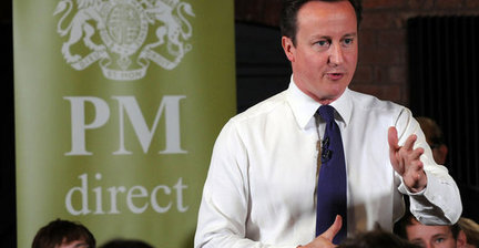 LIVE: Prime Minister David Cameron appears before Leveson