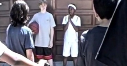 VIDEO: What a LeBron James home movie might look like
