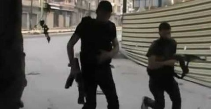 VIDEO: A risky bike ride through Homs