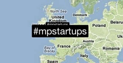 UK politician's new website sparks #MPstartups