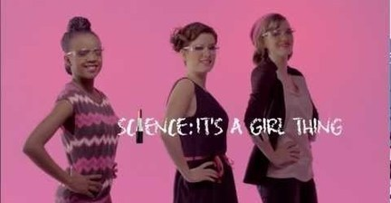 EU Commission draws flak for 'Science: It's a girl thing' advert