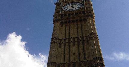 The day the Big Ben tower changed name