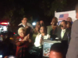 VIDEO: The moment Charles Rangel won the New York primary