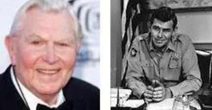 Tributes pour in on social media to late actor Andy Griffith