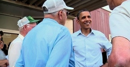 VIDEO: Obama in appeal to rural Americans