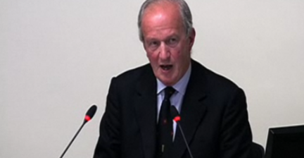 LIVE: Lord Hunt gives evidence at Leveson Inquiry