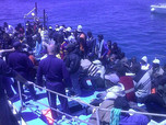 A tide of desperation hits tiny island of Lampedusa