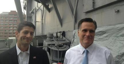 LIVE: Romney announces Ryan as VP pick in Virginia