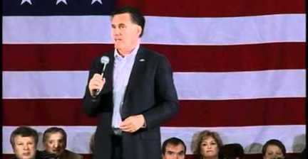 Romney on Iran getting a nuclear bomb if Obama is re-elected