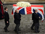 LIVE: Funeral for Margaret Thatcher
