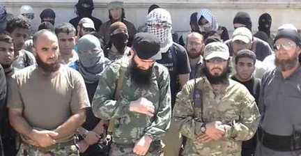 Chechen-led foreign fighters claim 'split from Al Qaida'