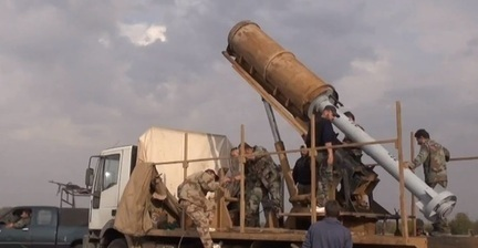 Munition Linked to Chemical Attack Fired in New Video